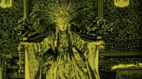 'The Red Lantern' (Nazimova Productions, 1919)