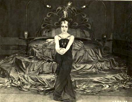"1920 - Alla Nazimova in Ray C. Smallwood's ""Madame Peacock"""