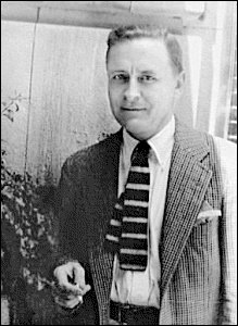 F. Scott Fitzgerald - resident of the Garden of Allah Hotel