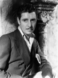 Ronald Colman – resident of the Garden of Allah Hotel