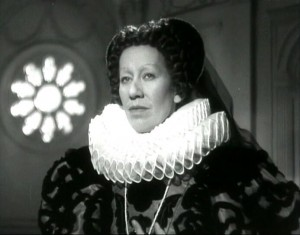 Flora Robson - resident of the Garden of Allah Hotel