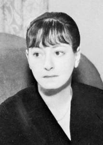 Dorothy Parker – resident of the Garden of Allah Hotel