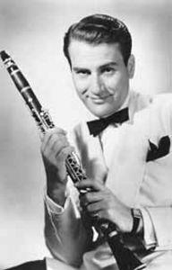 Artie Shaw – resident of the Garden of Allah Hotel