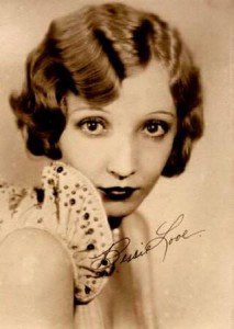 Bessie Love - resident of the Garden of Allah Hotel