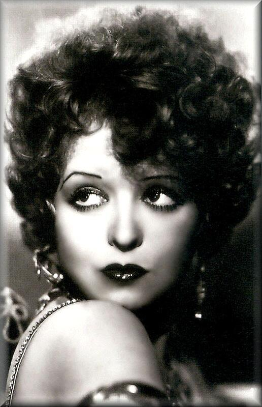 Clara Bow – resident of the Garden of Allah Hotel