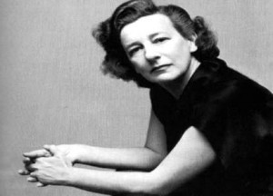 Lillian Hellman - resident of the Garden of Allah Hotel