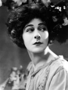 Alla Nazimova - original resident of the Garden of Allah Hotel