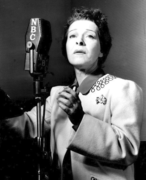 Alla Nazimova, 1940