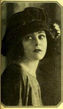 Alla Nazimova portrait (undated)