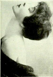 Alla Nazimova portrait