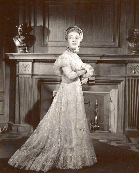 """Alla Nazimova as Zofia Orwid in """"In Our Time"""" (1944)"""