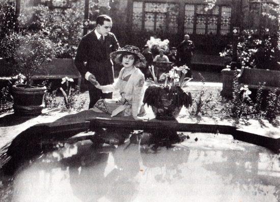 "Alla Nazimova as Blanche Sackville in ""The Red Lantern"" (1919)"