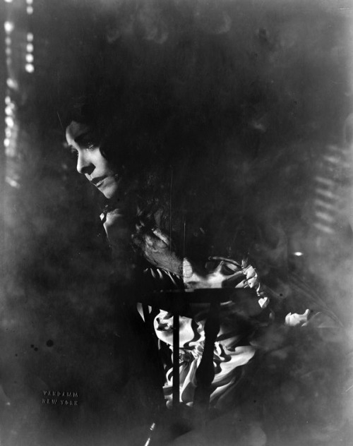 Alla Nazimova as Christine in Mourning Becomes Electra, 1931