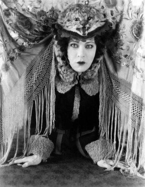 """Alla Nazimova in """"A Doll's House"""""""