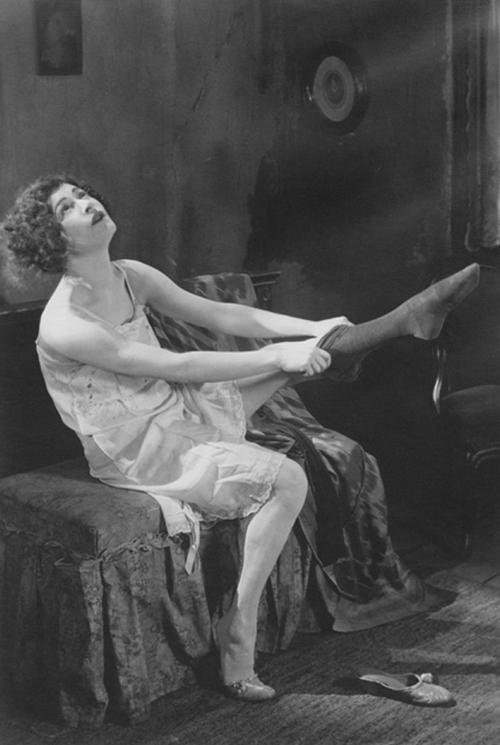 """1921: Alla Nazimova in """"Camille"""""""