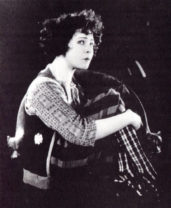 "Alla Nazimova in ""Toys of Fate"" (1918)"