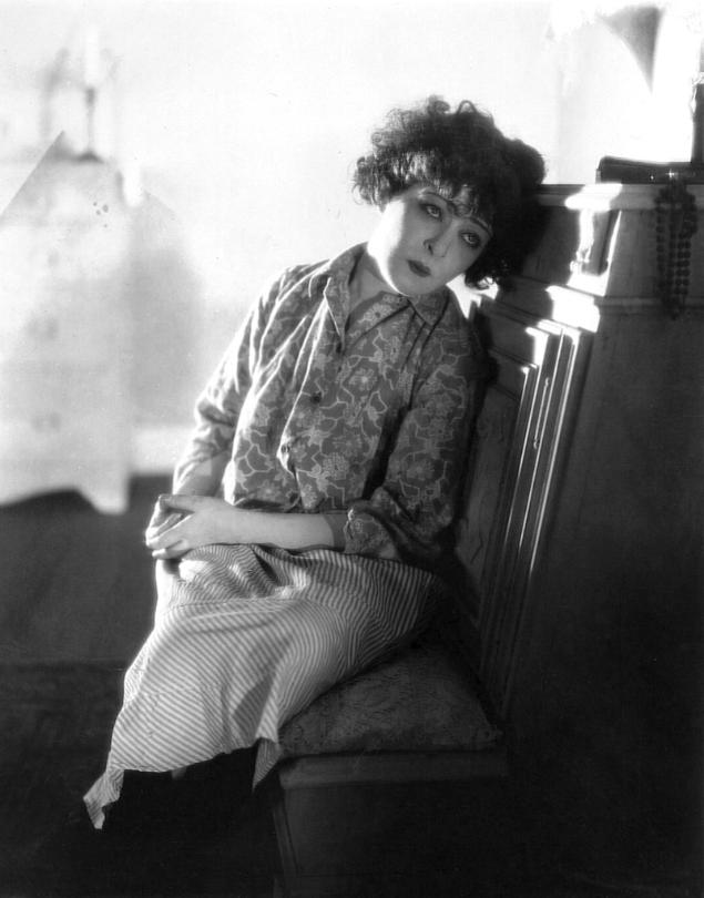 1918: Alla Nazimova in New Orleans