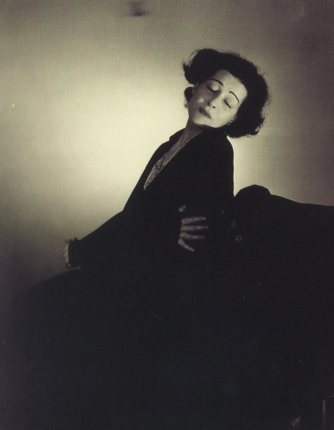 Edward Steichen, Alla Nazimova, 1931