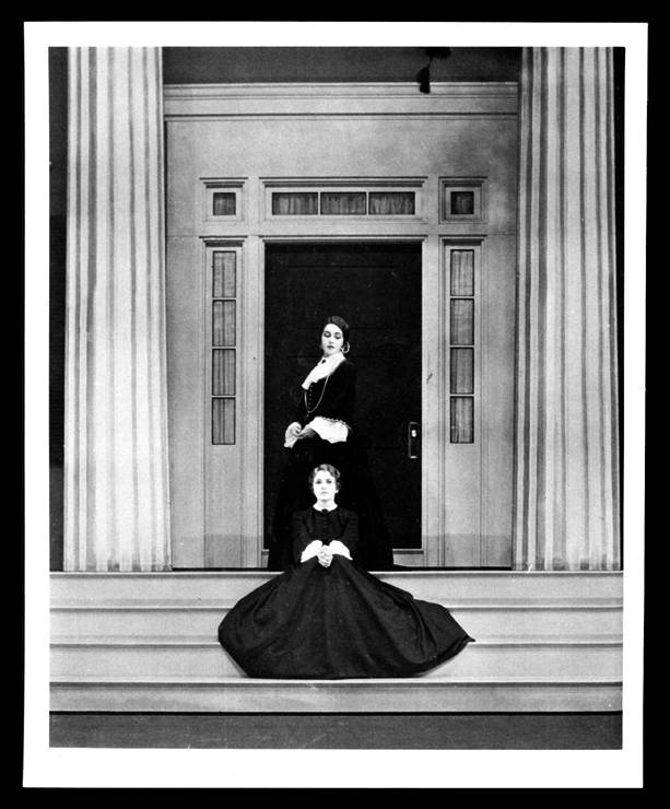 Mourning_Becomes_Electra_Alice_Brady_seated_as_Lavinia_Mannon_and_Alla_Nazimova_standing_as_Christine_Mannon