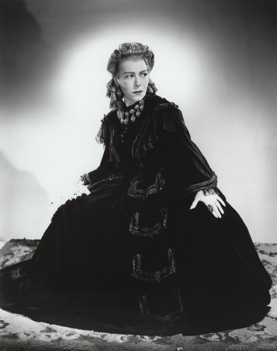 "Alla Nazimova in ""The Bridge of San Luis Rey"" (1944)"