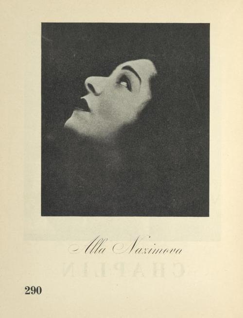 Alla Nazimova, circa 1927-31