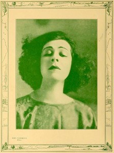 1919: Alla Nazimova in Photo-Play Journal, February 1919.