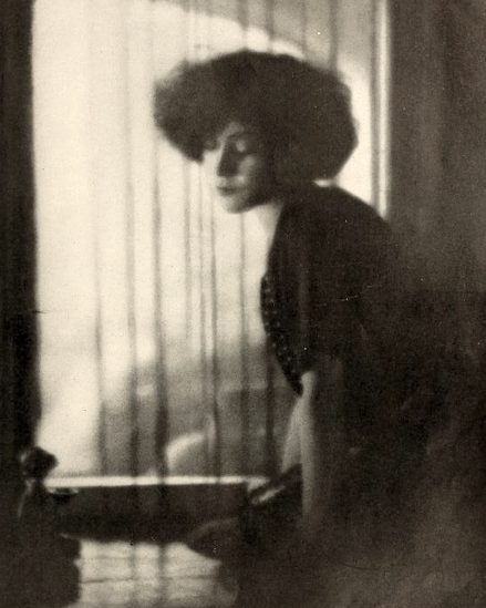 Portrait of Alla Nazimova by Rice, Shadowland magazine, December 1922