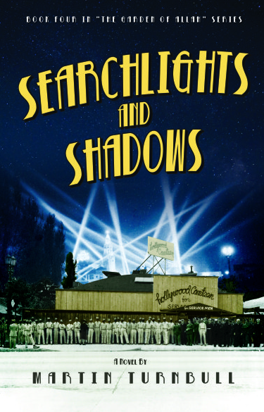 Searchlights and Shadows by Martin Turnbull