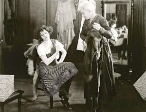 """1919: Alla Nazimova in """"The Brat"""""""