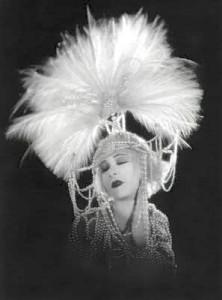 """1923: Alla Nazimova in """"Salome"""" (#5)"""