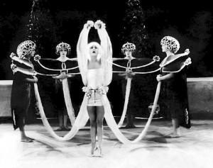"""1923: Alla Nazimova in """"Salome"""" (#4)"""