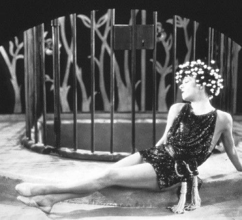 """1923: Alla Nazimova in """"Salome"""""""