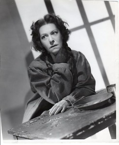 "1940: Alla Nazimova in a still from ""Escape"""
