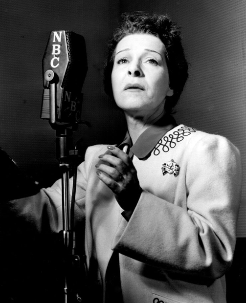 1939: Alla Nazimova performs on two radio plays for NBC in New York