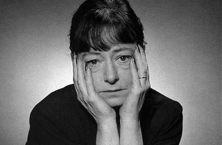 Dorothy Parker (Photo by George Platt Lynes).